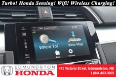 2017 Honda Civic Coupe TOURING