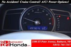 2009 Honda Civic Sedan DX-G
