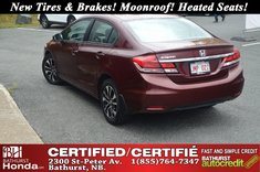 Honda Civic Sedan EX 2015