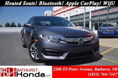 Honda Civic Sedan LX - HS 2016