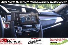 Honda Civic Sedan EX - HS 2017
