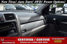 2011 Honda CR-V LX - 4WD