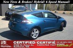 2011 Honda CR-Z Hybrid