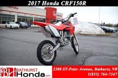 2017 Honda CRF150R