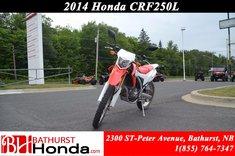 Honda CRF250L  2014