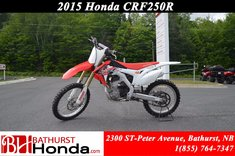 Honda CRF250R  2015