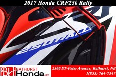 2017 Honda CRF250RLH RALLY RALLY