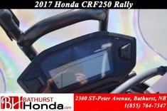 Honda CRF250RLH RALLY RALLY 2017