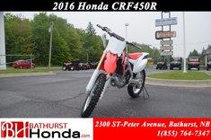 2016 Honda CRF450 R