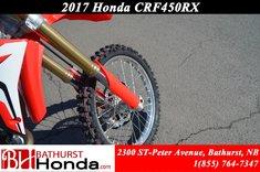 2017 Honda CRF450 RX