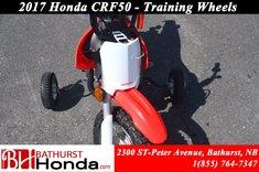 2017 Honda CRF50
