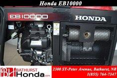 2016 Honda EB10000C