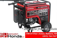 Honda EM6500S2C  2017