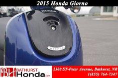 2015 Honda Giorno