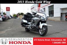 2013 Honda Gold Wing