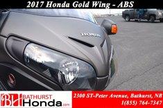 2017 Honda Gold Wing F6B