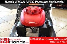 2016 Honda HRX217HZC