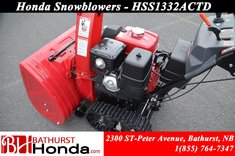 Honda HSS1332ACTD  2017