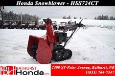 Honda HSS724TC  9999