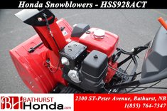 Honda HSS928ACT  2016