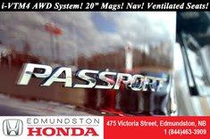 2019 Honda Passport Touring