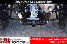 Honda Pioneer500  2016