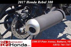Honda Rebel 300 - ABS 2017