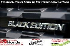 Honda Ridgeline BLACK EDITION - AWD 2017