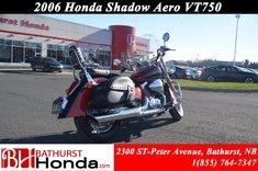 2006 Honda Shadow Aero VT750