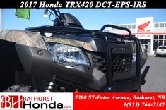2017 Honda TRX420 RANCHER DCT - IRS - EPS