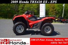 Honda TRX420 ES - EPS 2009