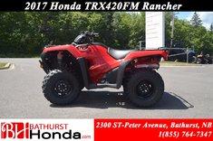 Honda TRX420 RANCHER  2017
