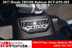 2017 Honda TRX500 Rubicon DCT-EPS-IRS