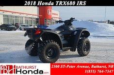 2018 Honda TRX680 Rincon IRS