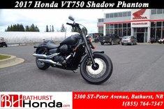 2017 Honda VT750 Shadow Phantom