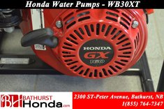 Honda WB30XT  2016
