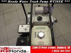 Honda WT20XK  2016