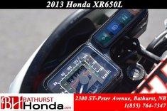 Honda XR650L  2013