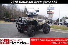 2010 Kawasaki Brute Force 650
