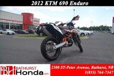 2012 KTM 690 Enduro R