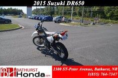 2015 Suzuki DR650