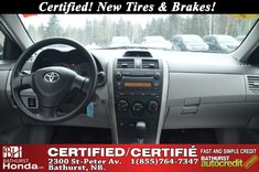 Toyota Corolla CE 2012