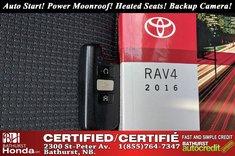 Toyota RAV4 XLE - FWD 2016