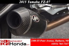 Yamaha FZ-07  2015