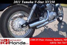 Yamaha V-Star XV250 2011