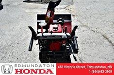 2010 Honda Power Equipment HSS1132CT