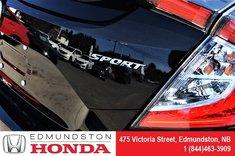2017 Honda Civic Hatchback SPORT - HS