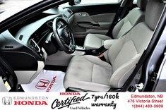 2015 Honda Civic Sedan LX