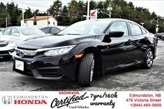 2016 Honda Civic Sedan DX
