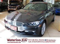 2014 BMW 328i X DRIVE /SUNROOF/18 ALLOYS/SALE PRICE